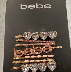 Bebe Hair Pins New